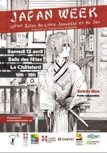Affiche salon livre jeunesse 2013