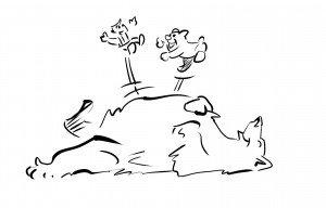 Du 7 au 12 avril 2014 : de tendres ours envahiront les Bauges dans Salon du livre jeunesse et du jeu ours-decoupe_b_v1-300x192